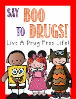 ARTrageous Fun: Red Ribbon Week – Just Say No activities, pledge cards, bookmarks, theme posters Drug Free Posters, Drug Free Week, Morning Announcements, Red Ribbon Week, Health Activities, Just Say No, School Health, Guidance Lessons, Free Sign