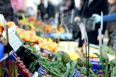 Tutti i mercati agricoli di Milano