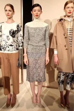J.Crew Fall 2012 Presentation New York Fashion Week - I am in love w this sweater!!!!