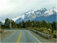 Camino a El Bolsón, Río Negro,Patagonia Argentina