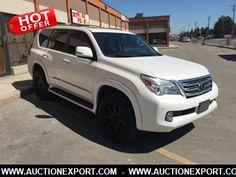 2010 LEXUS GX460 ULTRA PREMIUM SUV  https://www.auctionexport.com/en/Inventory/Info/2010-LEXUS-GX460-ULTRA-PREMIUM-69273271