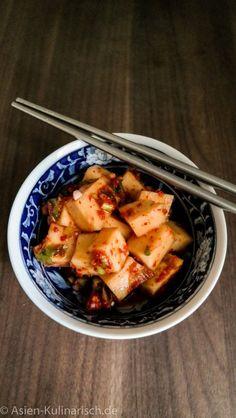 Die Akte Kimchi Teil 5: Kimchi aus Rettich