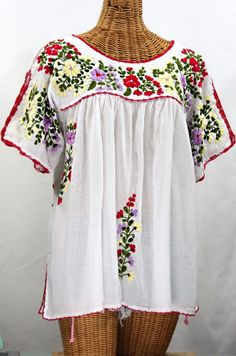 Mexican Peasant Shirts December 2017