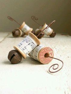 ... musicalmente cosiendo ♥