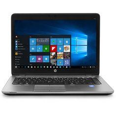 HP EliteBook 840 G1 Core i5-4200U Dual-Core 1.6GHz 4GB 320GB Radeon 8750M 14 LED Notebook W10H w-Cam & BT