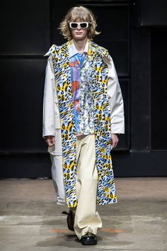 Marni Autumn Winter 2019 Menswear 5e2d250ed