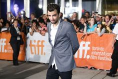 Jay Baruchel at The Art of the Steal #tiff13