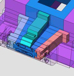 Kalıp Mechanical Design, Mechanical Engineering, Mould Design, 3d Design, High Tech Gadgets, Cool Gadgets, Injection Mold Design, Plastic Components, Plastic Design