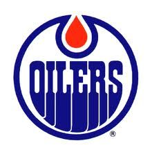 The Edmonton Oilers are a professional ice hockey team based in Edmonton, Alberta, Canada. They are members of the Pacific Division of the Western Conference of the National Hockey League (NHL). Hockey Logos, Nhl Logos, Ice Hockey Teams, Sports Logos, Sports Teams, Hockey Stuff, Hockey Players, Edmonton Oilers, Montreal Canadiens