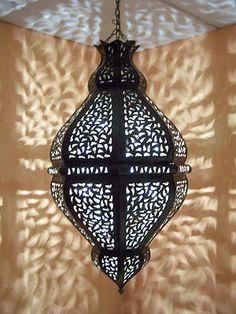 Orient Marokko Mediterrane Deckenleuchten Hängelampen Lampen Leuchten  Laternen