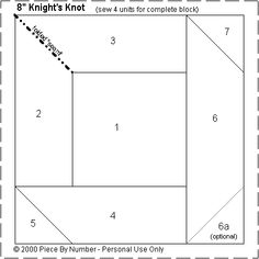 How to Quilt with Paper Foundation Piecing | Foundation piecing ... : paper piece quilt blocks - Adamdwight.com