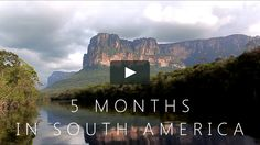 My Wife and I spent 5 Months Traveling around South America - Here is a short video of our trip! #travel #photography #nature #photo #vacation #photooftheday #adventure #landscape