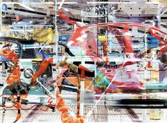 5 | Long-Exposure Pics Turn Toyota Factory Into Action Painting | Co.Design | business + design