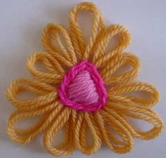 Flower Looms: Make Your Own Triangular Loom