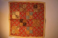 Antique Doll Quilt, 1870-1880, Country & Shaker Antiques, Harvard, MA
