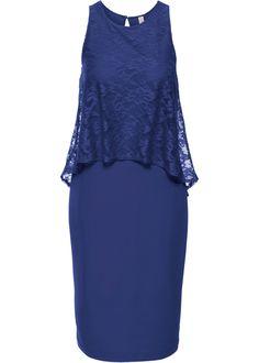 Посмотретьпрямо сейчас:  Идеальная модель для праздничных поводов. Шикарное платье с элегантной кружевной вставкой. Юбочная часть облегающего силуэта. Длина ок. 98 см (разм. 38).