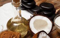 2. Hot Oil Massage With Coconut Oil
