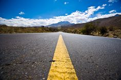 On the road to Colca, Peru