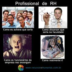 Se identificou? #rh