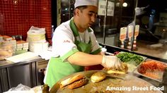 Turkish Street Food - Street Food in Turkey - Istanbul Street Food 2015