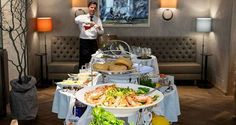 KUFFLER Restaurant Bar Grill - Breakfast in Bavaria