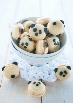 Delightful pandarons | 10 Clever Cookies Part 2 - Tinyme Blog