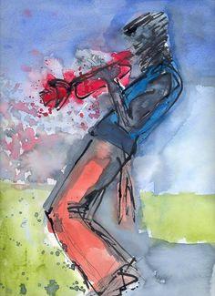 Miles Davis ~ Henry Denander