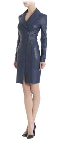 Jitrois Leather Dress or Coat