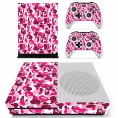 Pink Camo Skin - ...  http://www.hellodefiance.com/products/pink-camo-skin-xbox-one-protector?utm_campaign=social_autopilot&utm_source=pin&utm_medium=pin