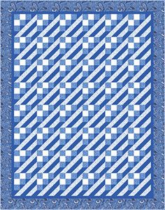 Free Quilt Pattern: Serendipity