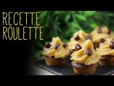 ▶ Cupcakes au carambar - YouTube