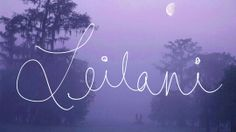 Uncommon names | Names given to between 5 and 15 baby girls in 2012: the state of Louisiana | #Leilani