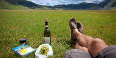 Los 10 beneficios de tomar una copa de vino al día :)