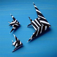 Origamipage - Fische