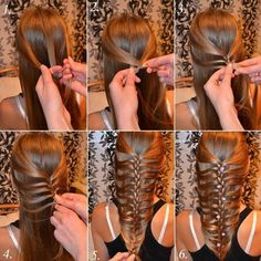 Different type of braid