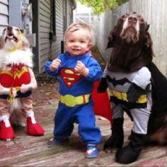 Superheroeeees!!!! Loveeee!