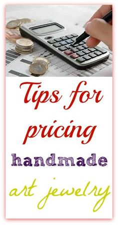 jewelry pricing tips