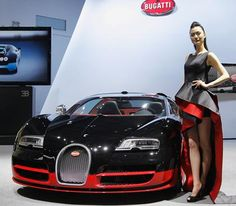 BUGATTI Veyron 16.4 Grand Sport  7.9-liter 16-cylinder engine  Zero to 62 miles per hour in 2.6 seconds, top speed 255 miles per hour.  Price will be more than $2000000.