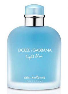 889dff5765e Light Blue Eau Intense Pour Homme Dolce Gabbana for men Eau De Cologne,  Perfume And Cologne