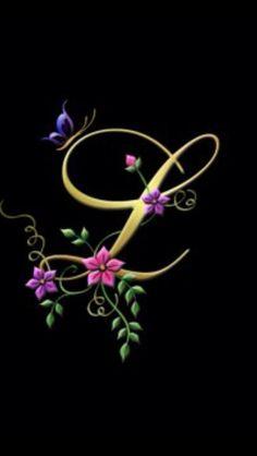 Lovely letter L