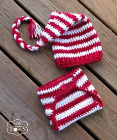 Hey, I found this really awesome Etsy listing at https://www.etsy.com/listing/164264655/baby-elf-hat-diaper-cover-set-red-white
