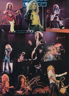Led Zeppelin Photo Collage James Fortune Led Zeppelin Zeppelin Robert Plant Led Zeppelin