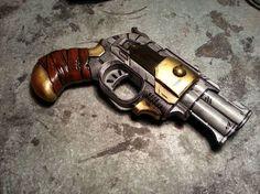 zombie strike nerf steampunk overhaul