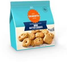 Mini Butter Cookies — Image