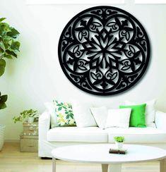 Magick, Stencil, Mandala, Home Decor, Minerals, Rhinestones, Decorating, Decoration Home, Room Decor
