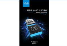 Vivo XPlay 5 Akan Gunakan RAM 6GB