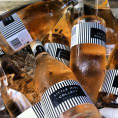 2013 'Little Miss Collett' Moscato. Hot off the bottling line. Little Miss, Italian Style, Whiskey Bottle, Wines, Woodstock, Hot, Instagram