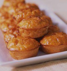 Bouchées au thon - Ôdélices : Recettes de cuisine faciles et originales !