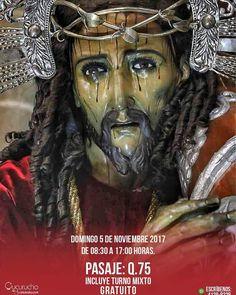 Te invitamos a llevar en hombros al Nazareno de #Xela con una historia muy cercana a Jesús de Candelaria! Reserva tu asiento al 4129-8228 :D