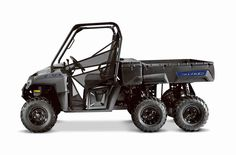 New 2016 Polaris RANGER 6x6 ATVs For Sale in Virginia. Hardest Working Features800 EFI EngineFull instrumentationHigh/ Low beam headlightsExclusive On-Demand True Six-Wheel DriveOne ton (907.2 kg) Payload, 1250 lb. (567 kg) cargo capacity, 250 lb (113.4 kg) job boxOne ton (907.2 kg) TowingHeavy duty front end protection, inset lights and the most protection for critical componentsGas-assist dump boxRemovable under-seat storageLockable rear storage boxes hold 39 gallons (147.6 L)ROPS…